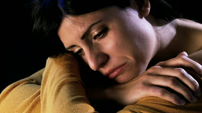 женщина после аборта