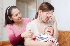 Материнство и ПАС